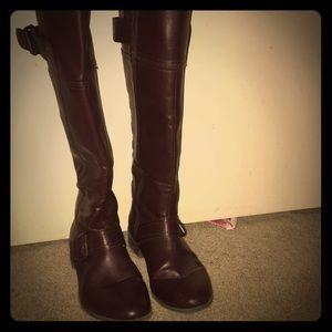 Nine West boots | knee high boots